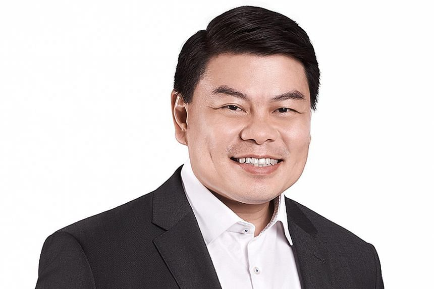Mr Andrew Yeo will take up the chief executive position on June 1. He joined Income in 2015.