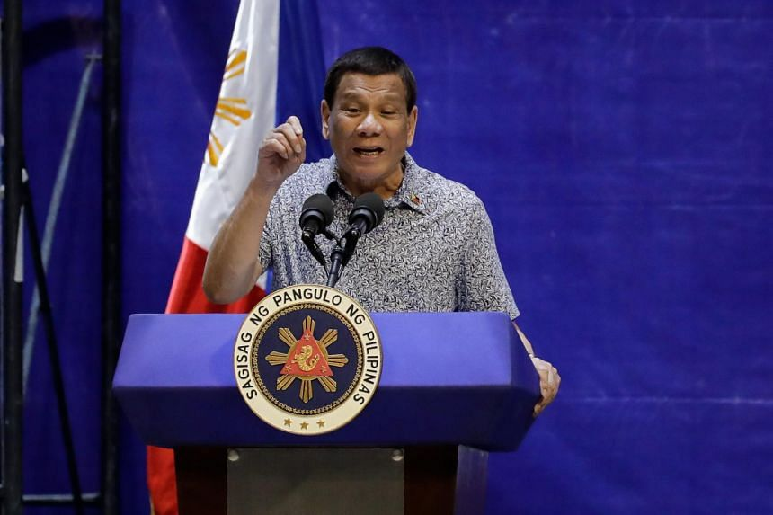 """President Rodrigo Duterte's directive is to """"crush the Abu Sayyaf"""", after attacks on churches and mosques on the last week."""