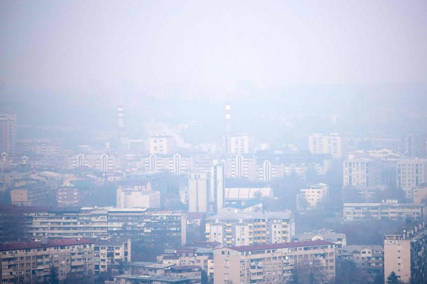 Skopje also suffers from high concentrations of PM2.5, the smallest and most harmful air pollutants, which can penetrate deep into the lungs and even enter the bloodstream.