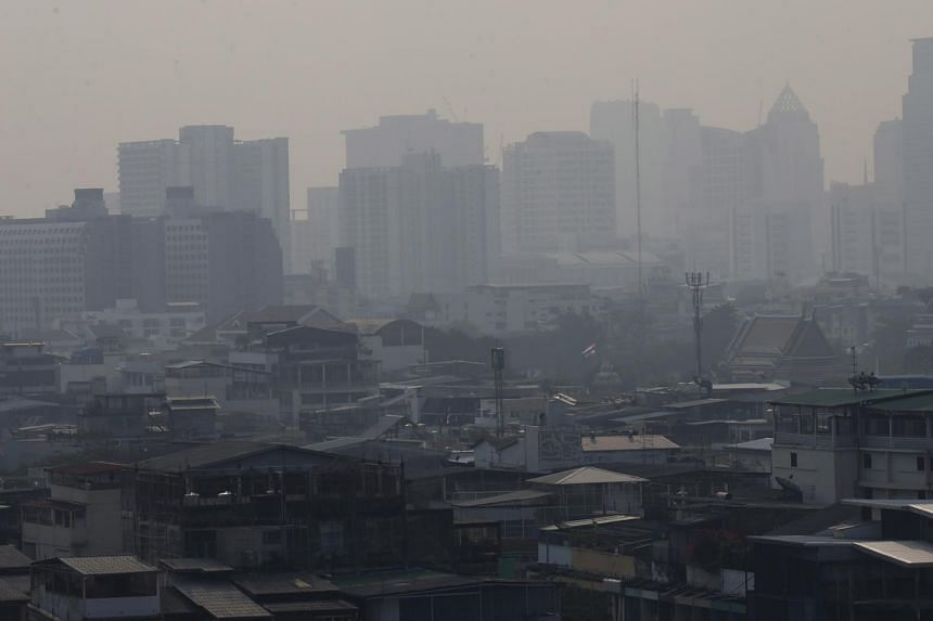 With the air quality in Bangkok and nearby provinces continuing to worsen, authorities have begun imposing stricter measures.