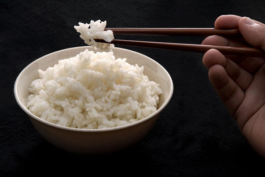 """Even over a relatively wide range of rice intakes, from half a bowl to several bowls a day, we didn't see much of an increase in the risk of diabetes,"" said Professor Rob Martinus van Dam."
