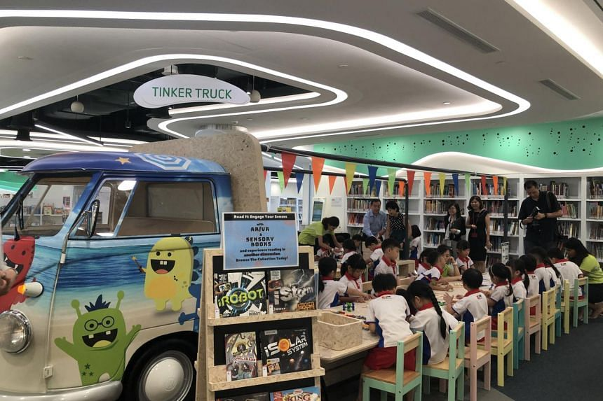 It is fun and enriching for children to be able to relate the illustrations in the book with actual scenes in Singapore.