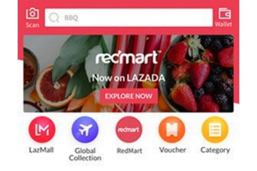 RedMart, which was acquired by Lazada in 2016 for an undisclosed sum, will be moving to Lazada at 12am on March 15.