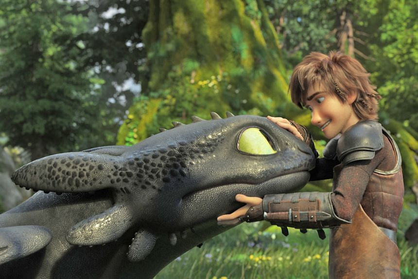 Hiccup and Toothless relocate their tribe to a legendary place known as The Hidden World.