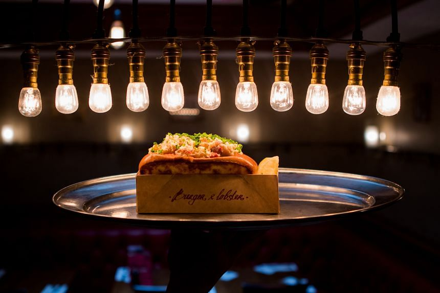 London's Burger & Lobster chain will open in the first half of this year at Jewel Changi Airport.