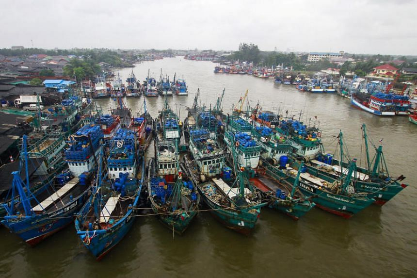 Thailand ratified the International Labour Organisation's Work in Fishing Convention, which sets out binding rules and standards for conditions on fishing vessels, on Jan 30, 2019.