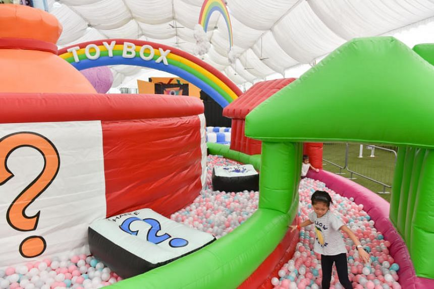 Toybox Powered by Hasbro aims to promote family interaction and bonding through play and education.