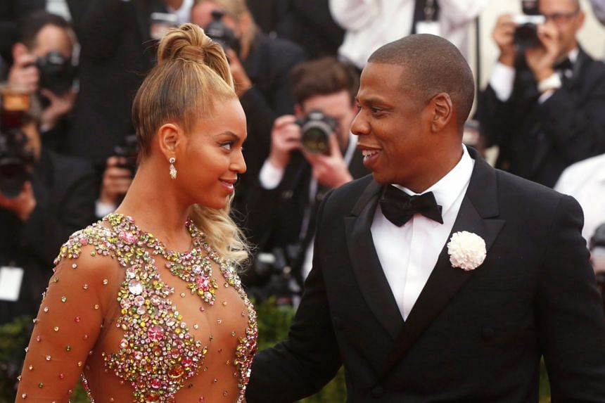 One fan will be chosen at random to win a pair of tickets annually for 30 years to concerts by Beyonce and/or Jay-Z (above).