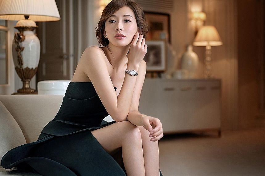 Lin Chi-ling takes negative publicity, an unsavoury aspect of celebrity, in her stride.