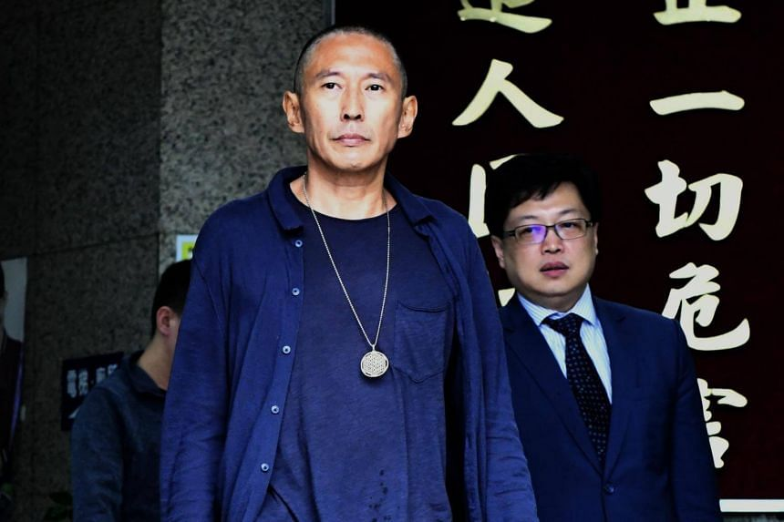 Acclaimed Taiwanese director Doze Niu faces up to 10 years in prison if found guilty.