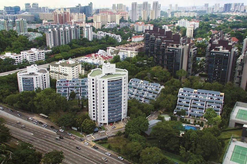 The site can potentially yield up to 670 residential units with its plot ratio of 1.6.