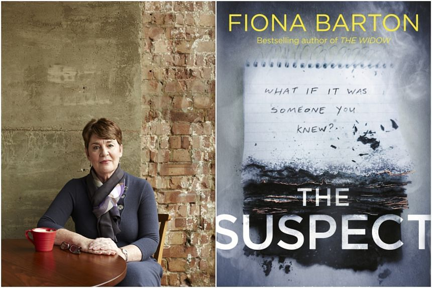 In Fiona Barton's latest novel, The Suspect, the tables are turned on Kate Waters, a tenacious, resourceful reporter, when the deaths of two British girls on holiday in Bangkok turn out to involve her son.