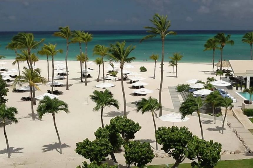 The Bucuti and Tara Beach Resort in Aruba, which was in August 2018 certified as 100 per cent carbon neutral by an international organisation that works to promote low-carbon sustainable development.