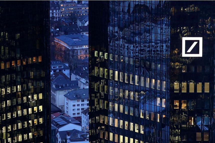 Despite a loss in the fourth quarter, Deutsche Bank returned to profit in 2018.