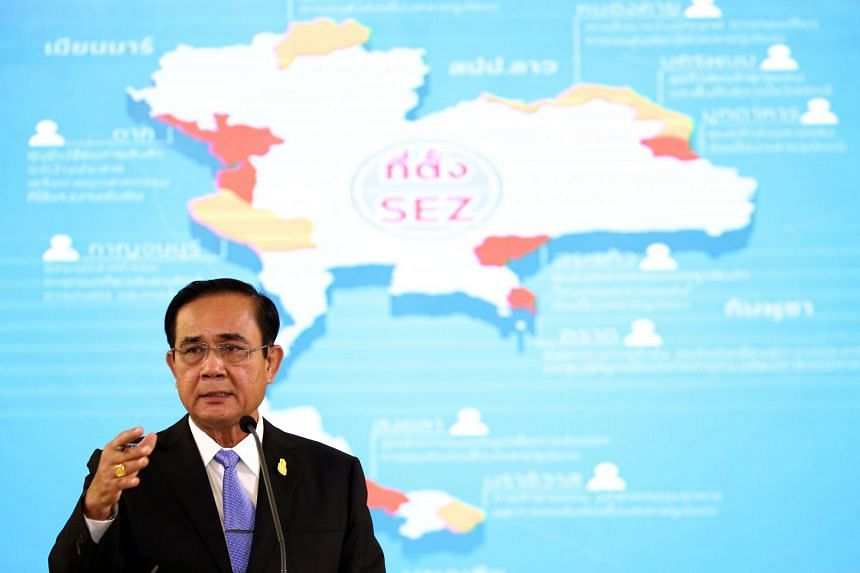 Thailand's Prime Minister Prayut Chan-o-cha noted that the country had economic growth of only 1 per cent at the time the military took power, in 2014, while central bank projections for 2018 growth are 4.2 per cent.