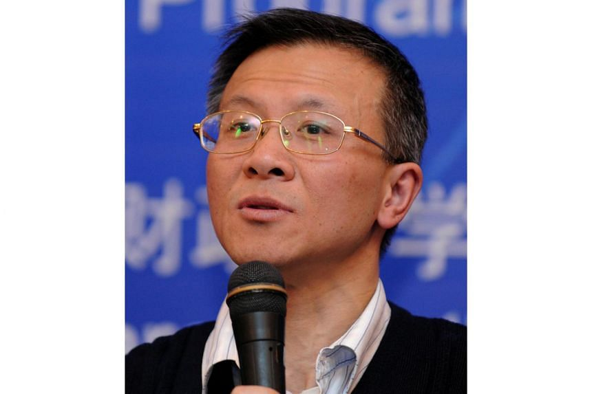 """Author and professor at Peking University Zhang Qianfan rejected any suggestion his texts promoted a """"Western"""" system over alternatives."""