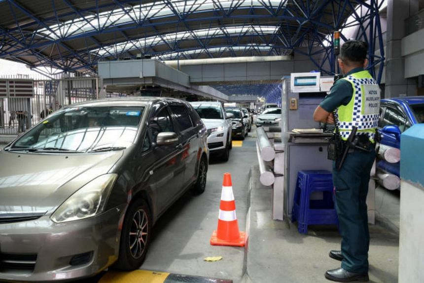 Foreign vehicles with outstanding fines for traffic, parking or vehicular emissions offences could be denied entry to Singapore, as part of efforts to strengthen enforcement against these offences from April 1, 2019.