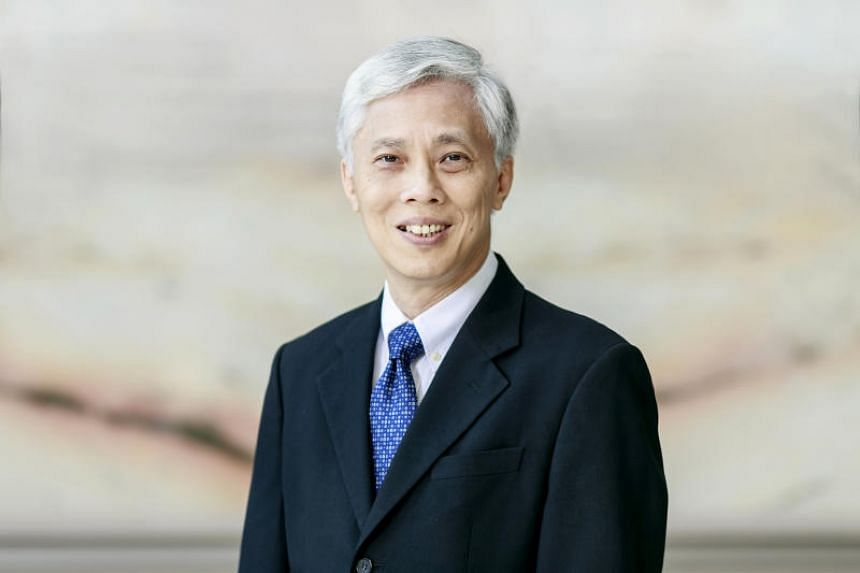Mr Vincent Hoong will serve as judicial commissioner for a year after being sworn in at a ceremony at The Istana on April 10, 2019.