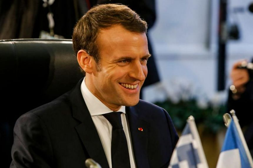 An Elabe poll released on Jan 30 showed most French (76 per cent) still think President Emmanuel Macron is arrogant. But they also think he's dynamic (70 per cent) and even courageous (57 per cent).