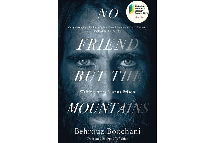 Journalist and filmmaker Behrouz Boochani was awarded the A$100,000 (S$98,000) prize for his book No Friend But The Mountains: Writing From Manus Prison.