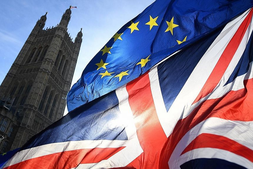 The House of Commons is set to vote on British Prime Minister Theresa May's Plan B for Brexit on Feb 13.