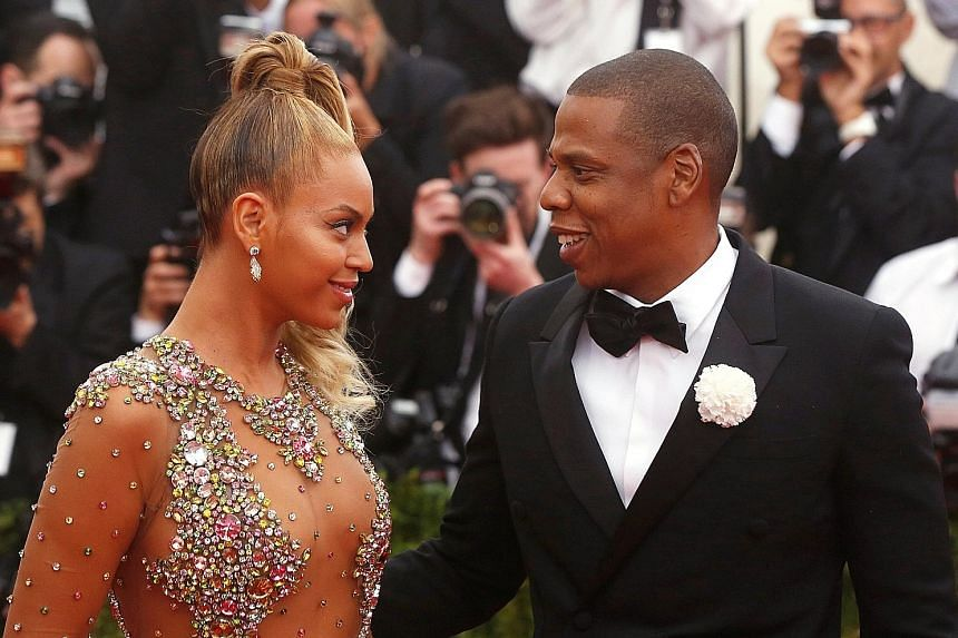 Beyonce said she was going meatless on Mondays, while husband and rap mogul Jay-Z vowed two of his daily meals would be plant-based.