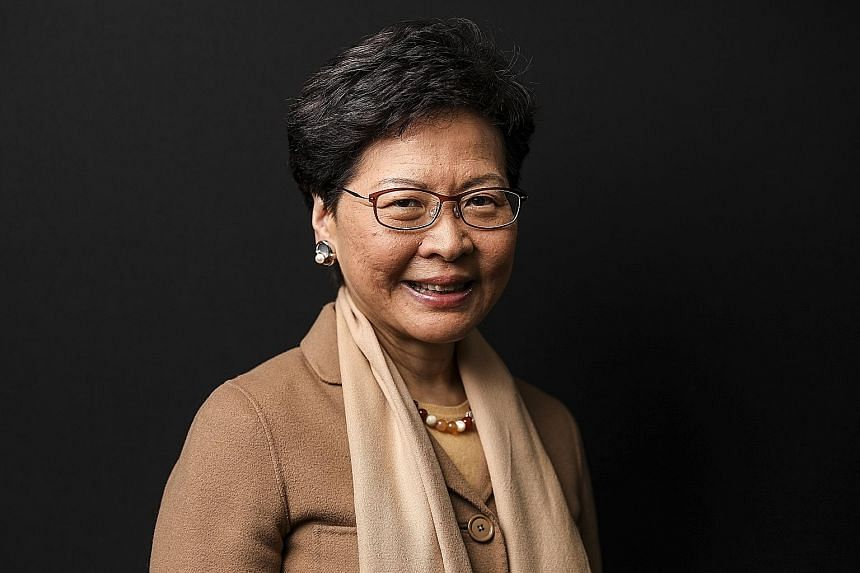 Mrs Carrie Lam