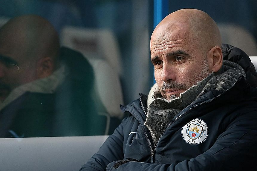 Following their shock loss to Newcastle, Manchester City manager Pep Guardiola has issued his men a wake-up call ahead of a tricky game against Arsenal tomorrow.