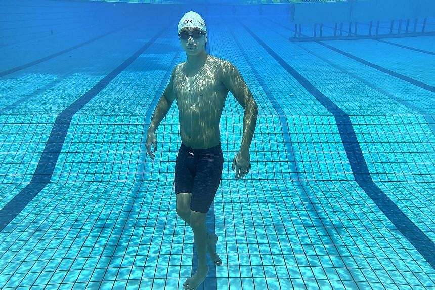 Para-swimmer Toh Wei Soong had a stellar 2018, winning a Commonwealth Games bronze and three medals, including two golds, at the Asian Para Games. But he hopes it is merely a stepping stone to bigger things.