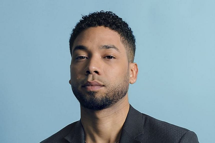 Jussie Smollett (above, in 2016) was attacked by two assailants in Chicago.