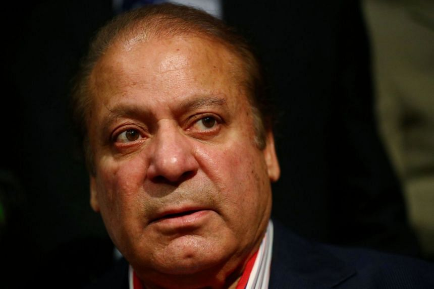 Pakistan's former prime minister Nawaz Sharif was transferred from Kot Lakhpat prison in the eastern city of Lahore to a government hospital, where he was undergoing medical tests.