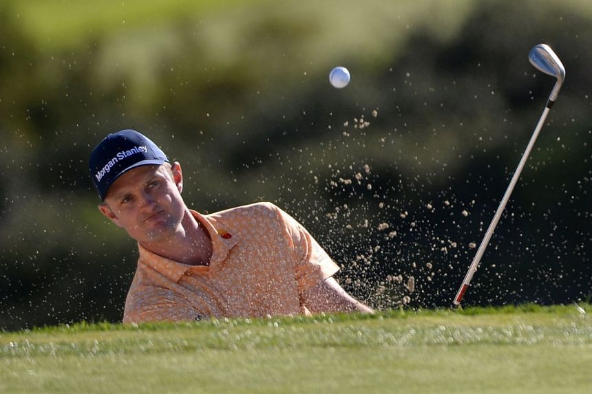 A few days after winning the Farmers Insurance Open in San Diego, Justin Rose could not replicate that form during his visit to the Middle East.