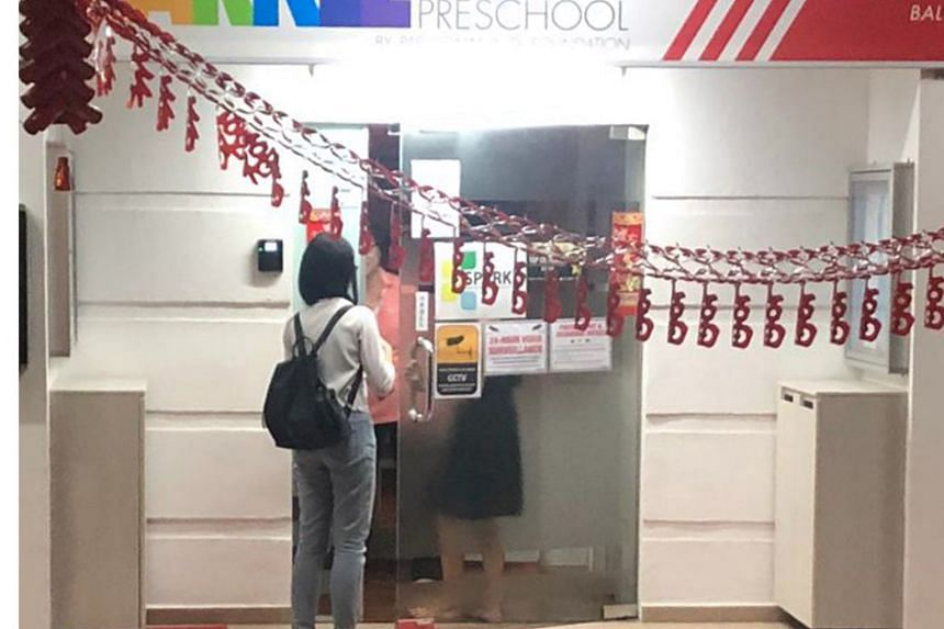 14 children from Sparkletots pre-school at Toa Payoh West fell ill after consuming lunch on Feb 1, 2019.