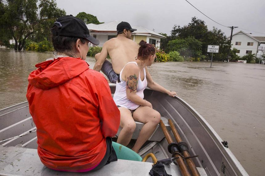 Australia's tropical north experiences heavy rains during the monsoon season at this time of the year, but the recent deluge has surged far above normal levels.