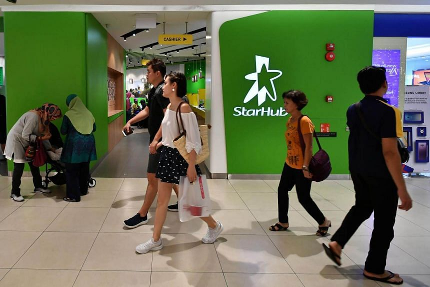 StarHub had aired PGA Tour events as part of its sports group add-on - currently priced at $21.40 monthly for TV subscription and $9.90 for over-the-top platforms, but stopped broadcasting them from Jan 1.