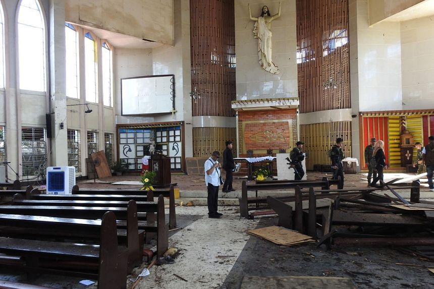 Philippine Interior Minister Eduardo Manahan Ano had earlier said that based on witness accounts and information from undisclosed sources, he was convinced that Indonesian citizens committed suicide bombings at a Roman Catholic church on Jan 27 in Jo