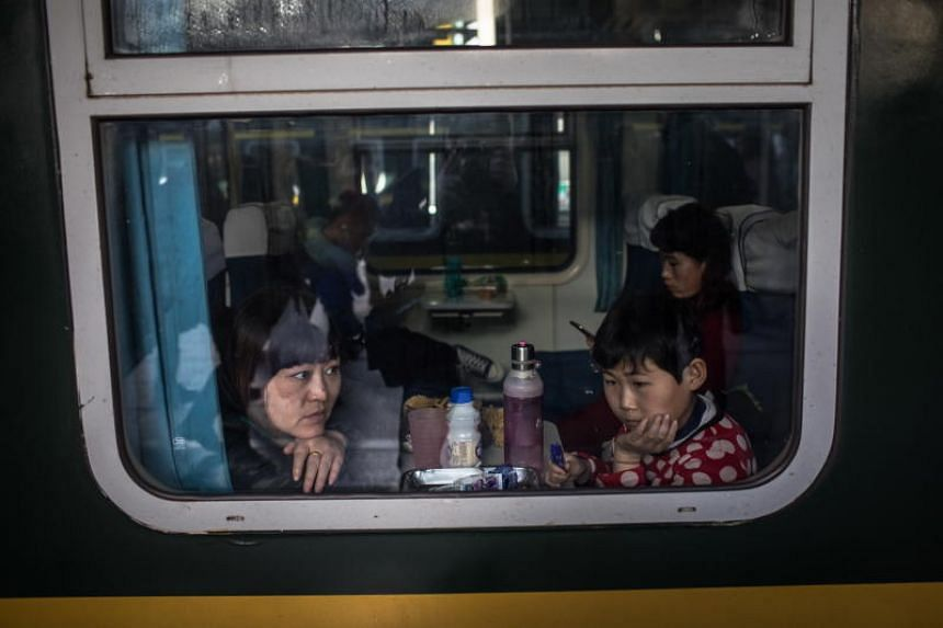 """A total of 81 """"green trains"""" are still operational in China, bringing convenience and hope to those without high-speed trains or highways."""