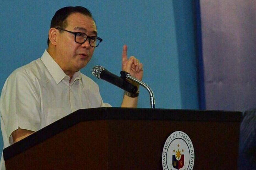 Foreign Affairs Secretary Teodoro Locsin said the Philippines must contest China's construction of the rescue centre on Fiery Cross Reef.