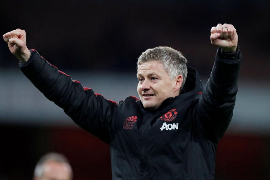 Ole Gunnar Solskjaer has revitalised Manchester United since taking over from the sacked Jose Mourinho in December 2018, sparking a seven-game unbeaten run in the English Premier League.