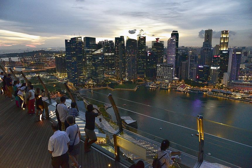 The Singapore manufacturing purchasing managers' index report today will indicate whether trade tensions have impacted the country's manufacturing sector. The January Nikkei PMI and official foreign reserves data on Thursday are also expected to offe