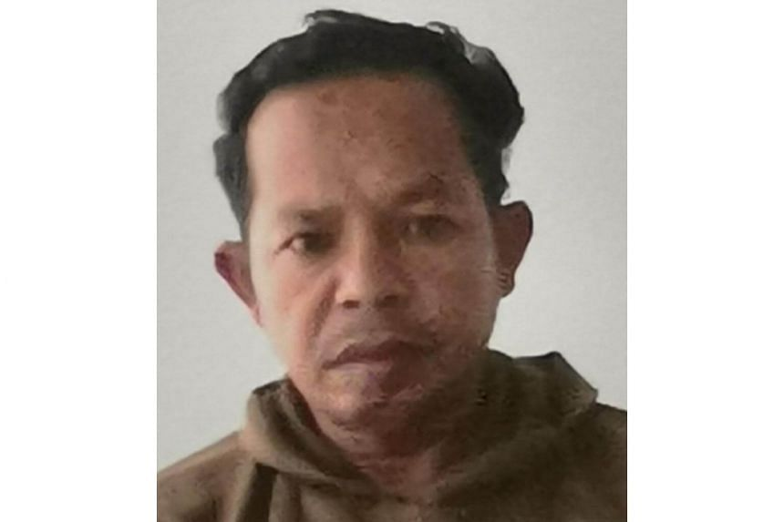 The suspect, identified by police as Kammah Pae, is an alleged member of the Abu Sayyaf's Ajang-Ajang faction.