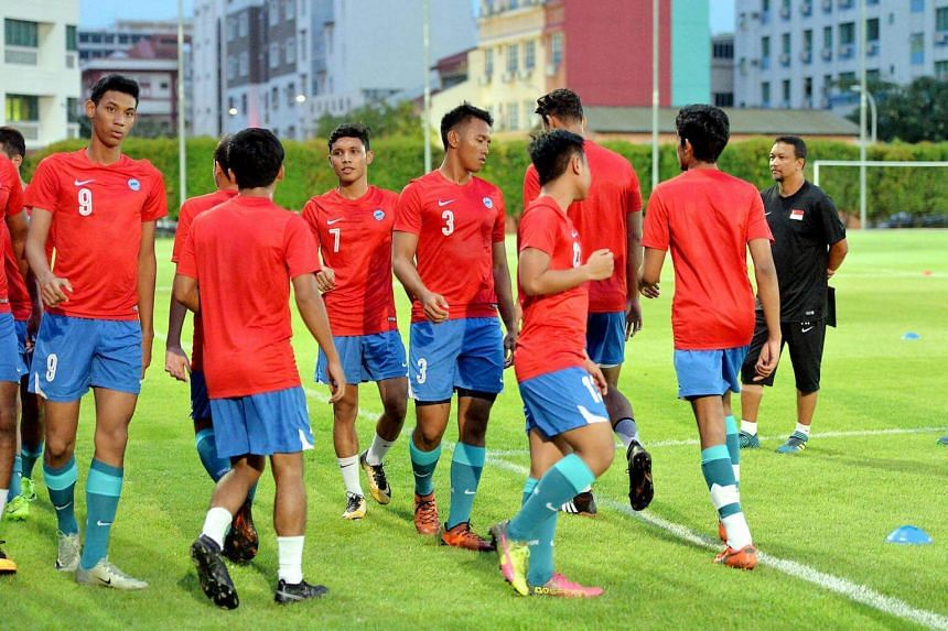 Football Association of Singapore can evolve this project into a national one by converting the Young Lions team into a national service team.