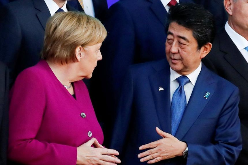 Japan and Germany - the world's third and fourth largest economies - are both awaiting a Feb 17 deadline for the US Commerce Department to publish a report on the national security implications of auto imports that could justify tariffs on foreign ca