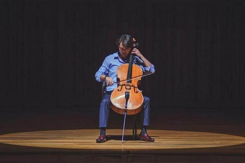 Although it was founded over five years ago and has already toured the United States and China, the Hong Kong String Orchestra's members made their first official visit to Singapore only last week.