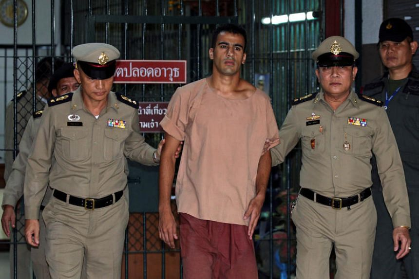 Hakeem al-Araibi, a Bahraini refugee and Australian resident, fears torture and even death if he is returned to his homeland.