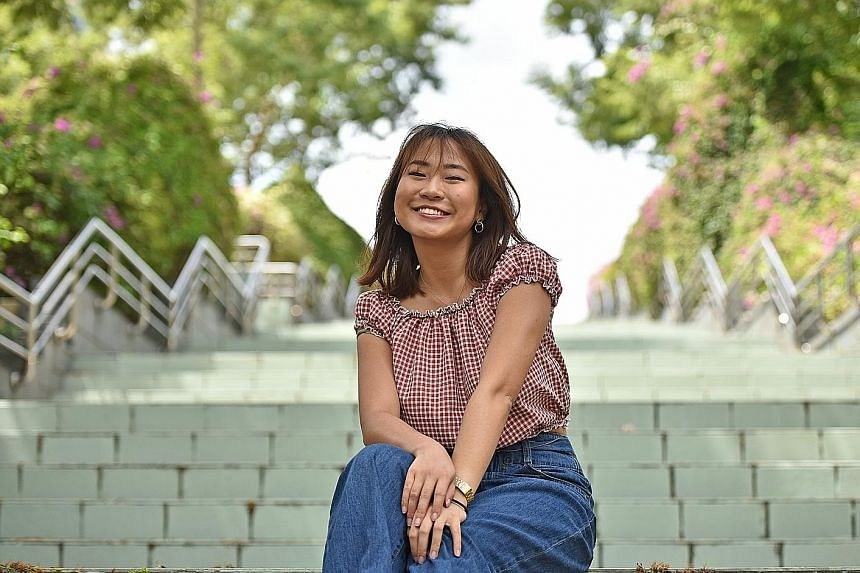 Fourth-year engineering undergraduate Jodie Loi is one of the first students to apply for the NUS Global Mentorship Programme. She said that she has always wanted to explore a career with a global element and is curious to find out more about the wor