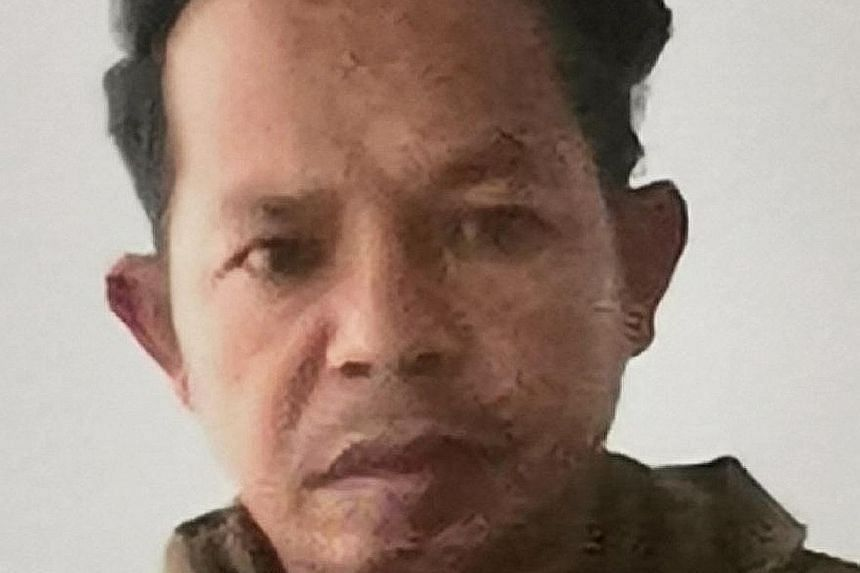 Above: Kammah Pae is said to have conspired with the two Indonesian suicide bombers who carried out twin blasts at the Cathedral of Our Lady of Mount Carmel on Jolo Island on Jan 27. He provided them with shelter and escorted them around the island.