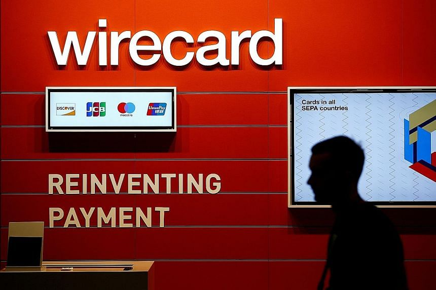 The Financial Times last week published two reports about alleged wrongdoing at Wirecard's Singapore office, sending shares in the member of the blue-chip DAX tumbling.
