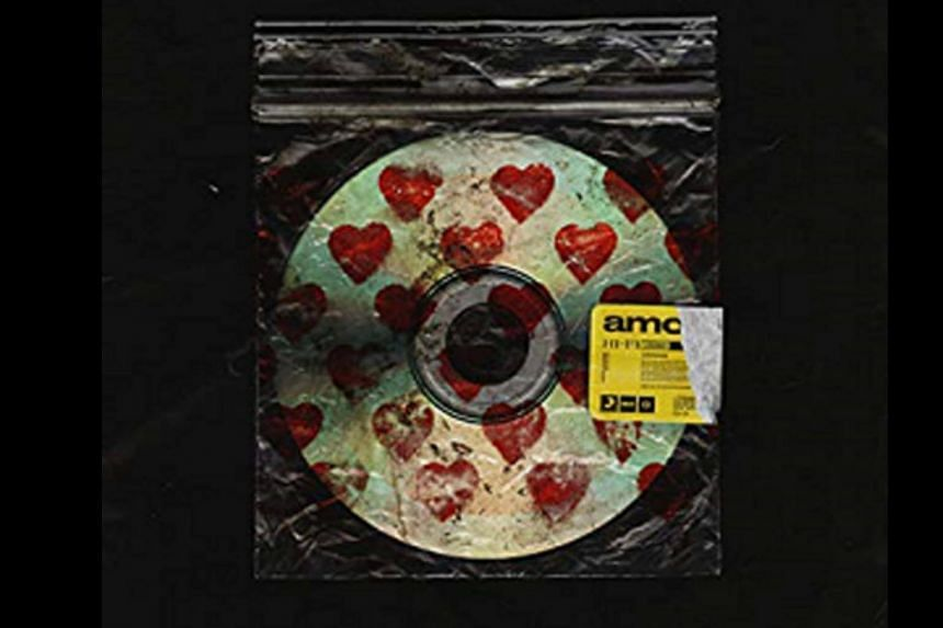 The band takes on an even more eclectic palette, embracing pop, hip-hop and electronic sounds on their sixth album Amo.