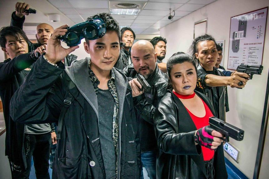 Killer Not Stupid is full of action because director Jack Neo believes the genre has the potential to reach an international audience.